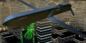 Boeing a testat arma electromagneică