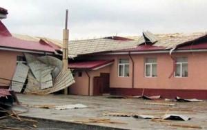 Constanţa. Bilanţul furtunii de pe 3 decembrie: 22 de şcoli avariate