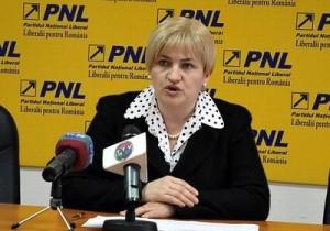 Ministrul Pădurilor şi Apelor - Lucia Varga
