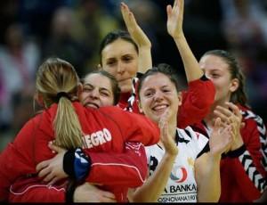Muntenegru, campioană europeană la handbal feminin
