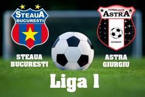 Liga I, etapa 19: Steaua - Astra Giurgiu