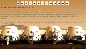 Unde poţi să depui cererea pentru a coloniza Marte
