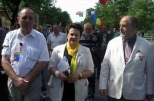 Unionista Vitalia Pavlicenco: Românii au dreptul să fie împreună, la fel ca şi germanii! intalnirile zv