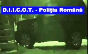 Bomba de la Piatra Neamţ. Poliţia şi DIICOT, imagini video de la flagrant