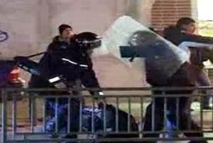 Protestele din 2012. Jandarm dat pe mâna Parchetului Militar
