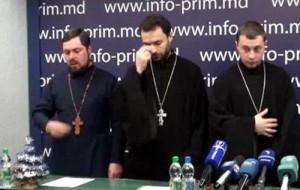 Javrele în sutană ale Moscovei aruncă blesteme asupra românilor