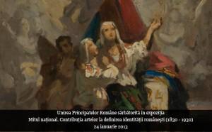 Ruşine, MNAR! De Ziua Unirii, 24 ianuarie, expoziţie Mitul naţional