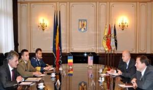 Reprezentanţii Ambasadei SUA, întâlnire cu ministrul Apărării Naţionale