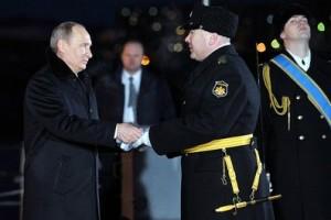 Vladimir Putin, noi planuri de înarmare