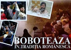 Tradiţii şi credinţe populare de Bobotează