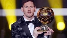 Balonul de Aur 2012 – Messi scrie istorie. Echipa anului vine din Primera Division sport
