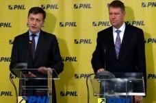 Antonescu: Pot să mă retrag din fruntea PNL, dar nu din cursa prezidenţială