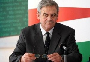 Laszlo Tokes susţine autonomia Ţinutului Secuiesc