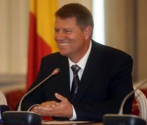 Klaus Iohannis, luat la ochi de ANI