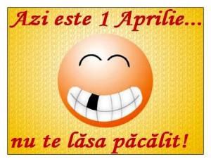 1 aprilie. Topul pacalelilor celebre