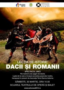 Dacii si Romani la Chisinau