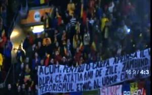 Olanda România: Steagul maghiar, cârpă. UDMR acuză: Profanare! sport