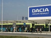 Sindicaliştii Dacia anunţă un miting de protest