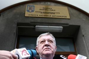 Corneliu Dobriţoiu, cercetat de DNA şi pentru fals intelectual