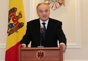 Cum răspunde preşedintele R Moldova la ameninţările lui Rogozin