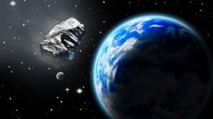 Un asteroid cu un diametru de 230 km a trecut pe lângă Pământ