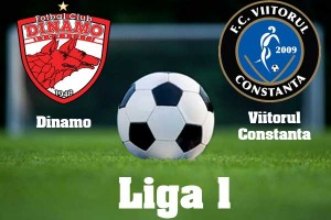 Liga I, etapa 33: Dinamo - Viitorul Constanta