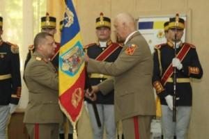 Generalul maior Mircea Savu, împuternicit la comanda SMFT armata 2