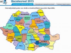 REZULTATE BACALAUREAT 2013 potrivit edu.ro