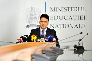 Remus Pricopie: Nu există absolut niciun indiciu ca proba la limba română să fie anulată