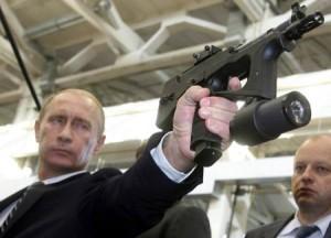 Bate câmpii. Putin confundă armele şi imperialismul, cu religia creştină