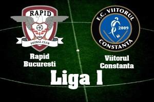 Liga I, etapa 2: Rapid - Viitorul