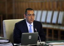 Victor Ponta, vizită oficială la Vatican