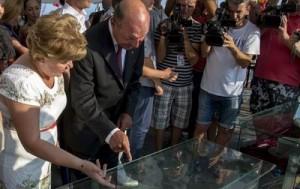 Mizeria Băsescu Mamaia aglomeraţia şi Ferdinand