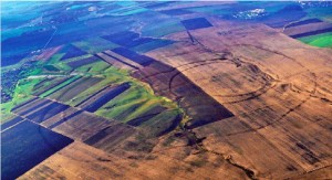 3.500 de ani, 1.800  ha. Fortificaţia de la Corneşti, cea mai mare din Europa