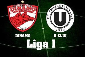Liga I, etapa 6: Dinamo - Universitatea Clu, scor 6-0