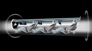Elon Musk a prezentat proiectul vehiculului supersonic Hyperloop