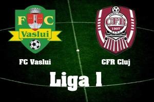 Liga I, etapa 3: FC Vaslui - CFR Cluj