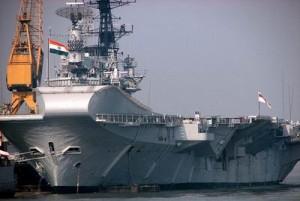 INS Vikrant. India lansează primul portavion autohton
