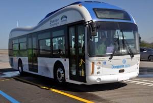 Coreea de Sud testează o tehnologie revoluţionară pentru autobuze