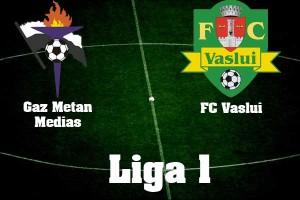 Liga I, etapa 4: Gaz Metan - FC Vaslui