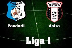 Liga I, etapa 5: Pandurii - Astra