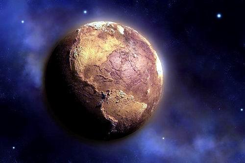 """Pământul şi """"sindromul Venus"""""""