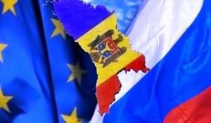 """UE sau Rusia? Autorităţile de la Chişinău, """"cu curu-n două luntri"""""""