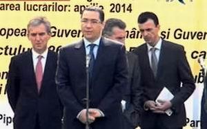 Victor Ponta Iasi-Ungheni