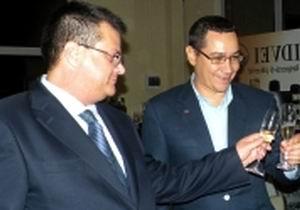 Ponta nu îl vrea pe Săpunaru la Transporturi