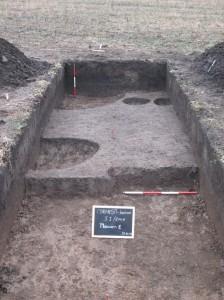 3.500 de ani, 1.800  ha. Fortificaţia de la Corneşti