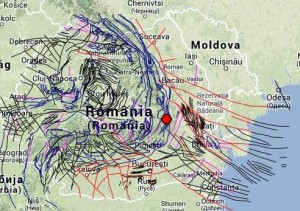 Cutremur cu magnitudinea 4,5 în Vrancea