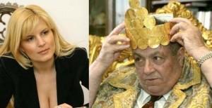 Împăratul Iulian o vrea pe Elena Udrea de nevastă