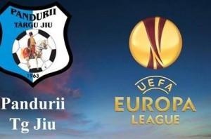Pandurii Tg. Jiu. Grupa E Europa League cu Fiorentina, Dnepr şi Pacos Ferreira