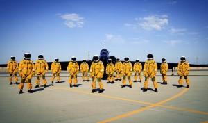 Risc crescut de leziuni cerebrale pentru piloţii care zboară la altitudini mari
